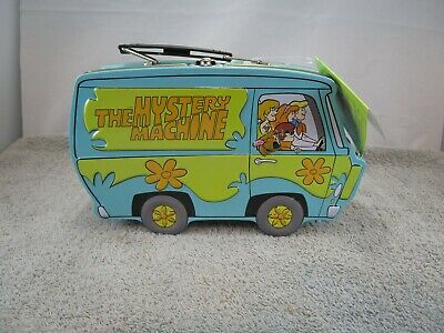 Vintage Scooby Doo Lunch box 2001