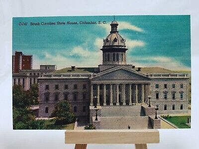 (PC) S. C. State House, Columbia, S.C.*Combined Shipping Available*