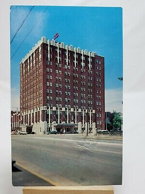(PC) Hotel Columbia, Columbia, S.C.*Combined Shipping Available*