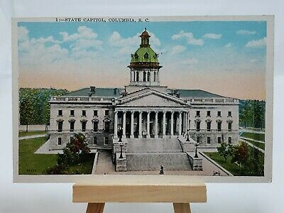 (PC) State Capitol, Columbia, S.C.*Combined Shipping Available*