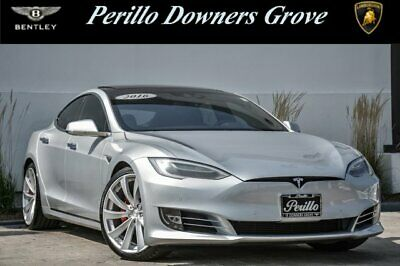 2016 Tesla Model S P100D 2016 Tesla Model S for sale!