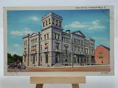(PC) Post Office, Charleston, S. C.*Combined Shipping Available*