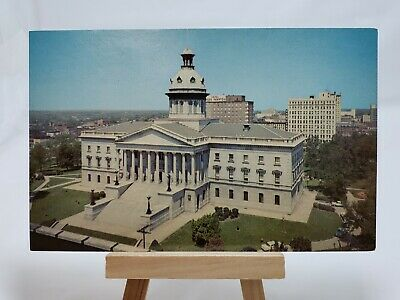 (PC) South Carolina State House, Columbia,S.C.*Combined Shipping Available*
