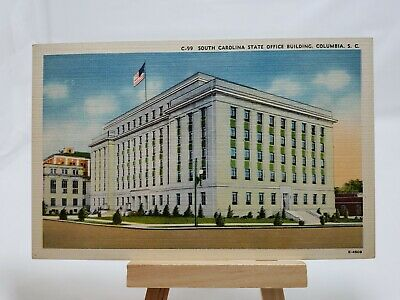 (PC) S. C. State Office Building, Columbia, S.C.*Combined Shipping Available*