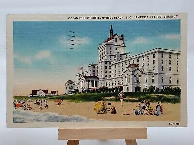 (PC) Ocean Forest Hotel, Myrtle Beach, S.C.*Combined Shipping Available*