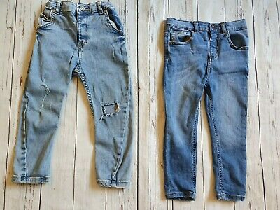Boys River Island Skinny jeans Age 2-3 Years 💙