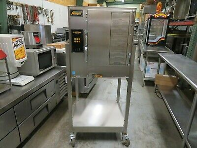 Accutemp E644803D140 SGL Evolution Boilerless Convection Steamer - 480v