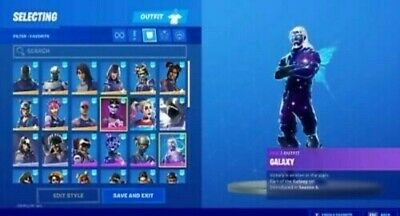 Fortnite RAFFLE | Renegade Raider/Galaxy Skin account