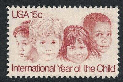 Scott 1772- International Year of the Child- MNH 15c 1979- unused mint stamp