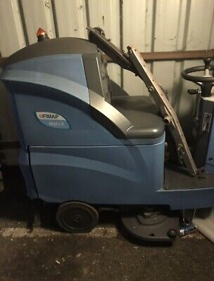 Fimap mr85 b,Scrubber dryer,ride on sweeper,commercial cleaning machine,vacuum