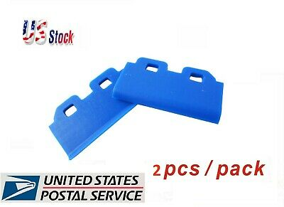 Solvent Wiper for Epson DX5 DX7 Print Heads Blade Mutoh Roland Mimaki 2 pcs USA