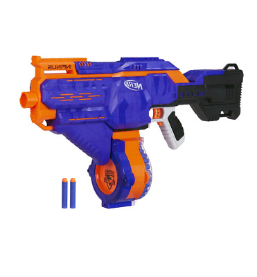 New Nerf N-strike Elite Infinus Boy's Motorized Fire WITHOUT STOPPING, 30-Dart D