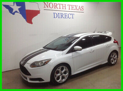2014 Ford Focus FREE HOME DELIVERY! ST Turbo Ecoboost Bluetooth Ke 2014 FREE HOME DELIVERY! ST Turbo Ecoboost Bluetooth Ke Used Turbo 2L I4 16V