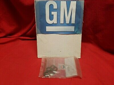 NOS GM 55-62  Corvette Starter Drive End Washers (9 qty)  10495828