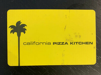 $50 California Pizza Kitchen Gift Card - Physical Card (CPK)