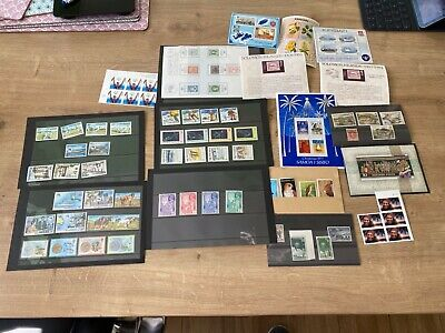 Commonwealth Stamps Mix