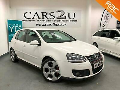 2008 Volkswagen Golf 2.0T FSI ( 200PS ) GTi White **FINANCE AVALIBLE**
