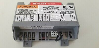 HONEYWELL S8610U CONTINUOUS RE-TRY (new)