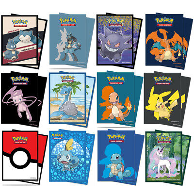 Ultra Pro Pokemon Card Sleeves Holds 65 Cards!