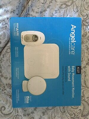 Angelcare Ac127 Sensasure Baby Movement Monitor with Sound