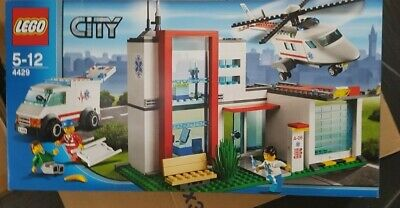 Lego 4429 Helicopter Rescue  Nuovo New Nisb