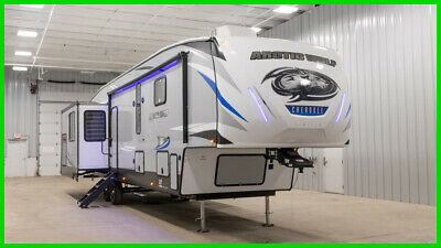 2020 Forest River Cherokee Arctic Wolf 3660 Suite New 5th Wheel
