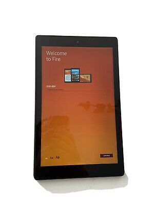 "Amazon Kindle Fire HD 10.1"" Tablet 7th Generation 32GB Micro USB Case Bundle"