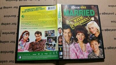 Married...With Children The Complete First Season (DVD, 2014) Ed O'Neill, Katey