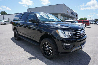 2018 Ford Expedition Max XLT 4x4 EXPEDITION MAX