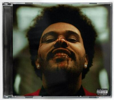 The Weeknd - After Hours - Cd - Brand New