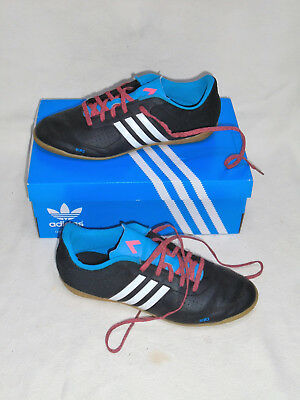 Adidas Sala : Sports Sneakers Trainers - Boxed In Vgc - Uk 5 Eu 38 (Free Uk P&P)