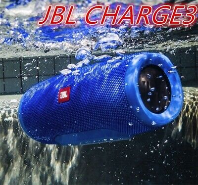 JBL Charge 3 Bluetooth (Noir, Bleu, Rouge, Gris)