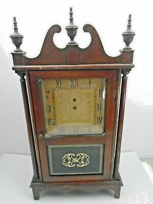 American Style Mantel Clock (Case Only No Movement)