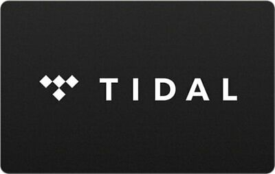Tidal HiFi Family / 3 Months / Masters Quality / Free Shipping-CODE ONLY