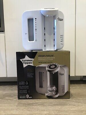 Tommee Tippee White Perfect Prep Machine