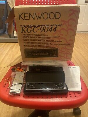 Kenwood KGC-9044 Graphic Equaliser Brand New Boxed