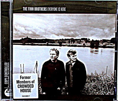 The Finn Brothers - Everyone Is Here Cd - In Excellent Condition