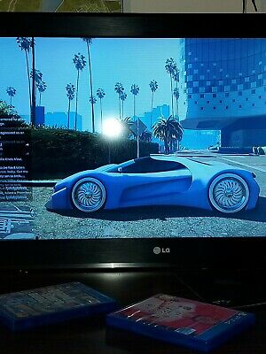 Gta 5 Modded Car (ps4 only)