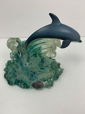 Wyland Dakin Dolphin Heaven Figurine Statue 2000 Limited Numbered 4825