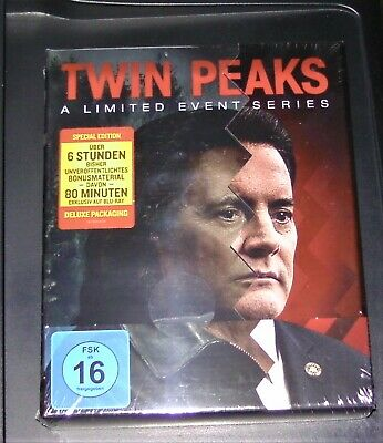 Twin Peaks A Limited Event Series Limited Special Edition + Bonus blu ray New