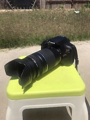 Canon T6 18.0 MP/ 75-300 Great Condition