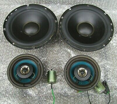 AMA - Car HIFI Speaker BL 165C IMPACT Lautsprecher 2-Way System