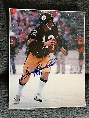 Terry Bradshaw Signed 11 X 14 Photo Autographed Pittsburgh Steelers