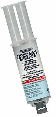 MG Chemicals 8329TFM Thermally Conductive Adhesive - Medium Cure, 25mL Dual D...