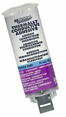 MG Chemicals 8329TCF Thermally Conductive Adhesive, Fast Cure, Flame Retarden...