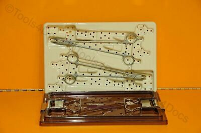 Valleylab LigaSure LS2110 and LS3110 Reusable Handpieces in Sterilization tray
