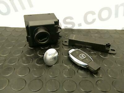 Mercedes A Class 2018 W176 Ignition Switch / Button / Key and Reader