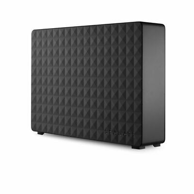 "Seagate Expansion 8 TB USB3.0 3.5"" Desktop External Hdd STEB8000100 New Sealed"