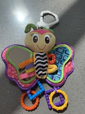 Playgro Butterfly - Buggy Toy
