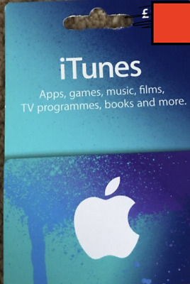 ITUNES GIFT CARD- Available for instant delivery